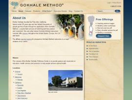 About the Gokhale Method Institute