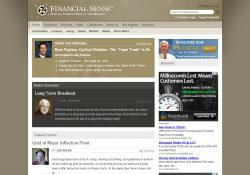 Financial Sense Home Page