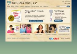 Gokhale Method Home Page